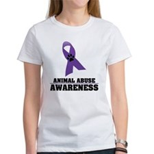 Animal Abuse Awareness Tee