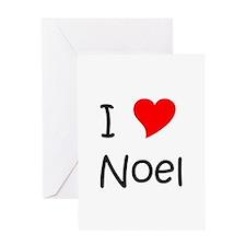 Cool Noel Greeting Card