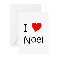 Unique Noel Greeting Cards (Pk of 10)