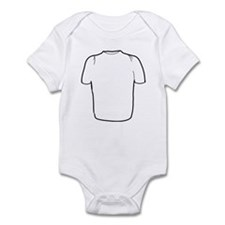 Meta-Tshirt Infant Bodysuit
