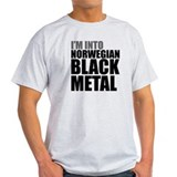 Norwegian Black Metal T-Shirt