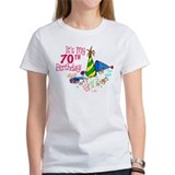 It's My 70th Birthday (Party Hats) Tee
