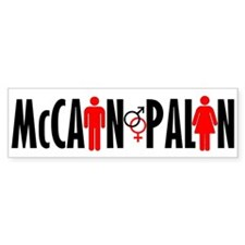 Vote McCain Palin Bumper Bumper Sticker