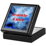 Seaside Diner Keepsake Box