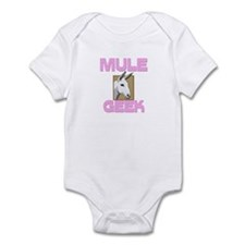 Mule Geek Infant Bodysuit