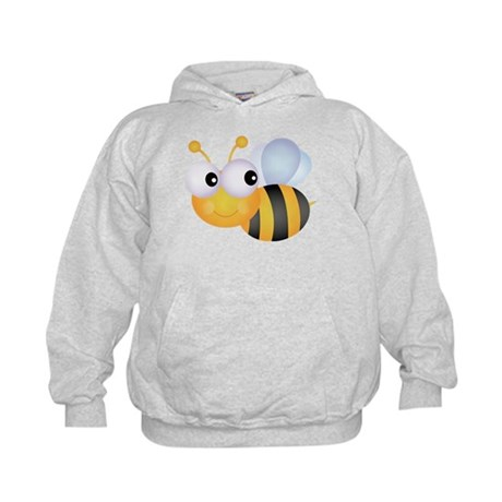 Cute Bee Kids Hoodie