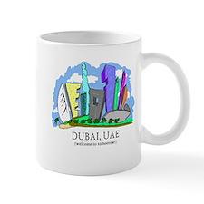 Dubai, UAE Mug
