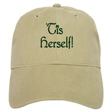 'Tis Herself! Baseball Baseball Cap