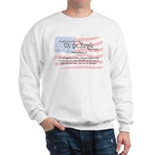 Amendment II and Flag Jumper