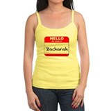 Hello my name is Zachariah Ladies Top