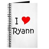 Cool Ryann Journal