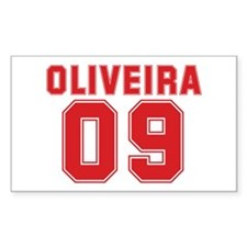 OLIVEIRA 09 Rectangle Decal
