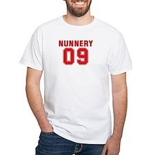 NUNNERY 09 Shirt