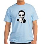 Obama Raybans Light T-Shirt
