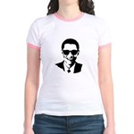 Obama Raybans Jr. Ringer T-Shirt