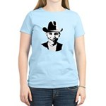 Cowboy Obama Women's Light T-Shirt