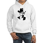 Cowboy Obama Hooded Sweatshirt
