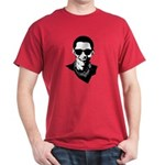 Hipster Obama Dark T-Shirt