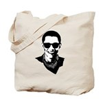 Hipster Obama Tote Bag