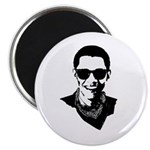 Hipster Obama Magnet