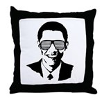 Kanye Obama Throw Pillow