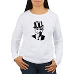 Uncle Obama Women's Long Sleeve T-Shirt
