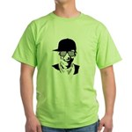 Barack Obama Hipster Green T-Shirt