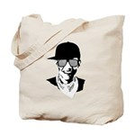 Barack Obama Hipster Tote Bag