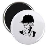 Barack Obama Hipster Magnet