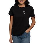 Barack Obama Bling Women's Dark T-Shirt