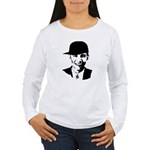Barack Obama Bling Women's Long Sleeve T-Shirt