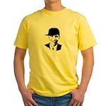 Barack Obama Bling Yellow T-Shirt
