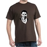 Barack Obama Bandana Dark T-Shirt