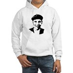 Barack Obama Beret Hooded Sweatshirt
