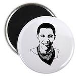 Barack Obama Bandana Magnet
