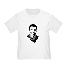 Barack Obama Bandana Toddler T-Shirt