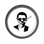 Barack Obama Sunglasses Wall Clock