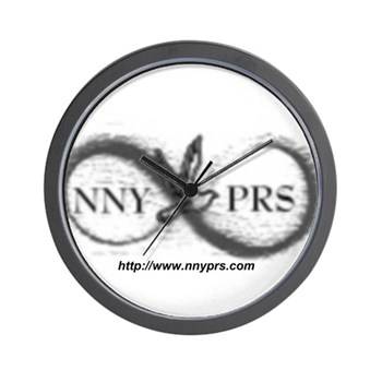 NNYPRS Wall Clock