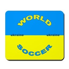 Ukraine World Cup 2006 Soccer Mousepad