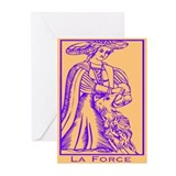 La Force, Tarot Greeting Cards (Pk of 10)