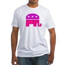 GOP Pink Elephant Shirt