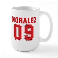 MORALEZ 09 Large Mug