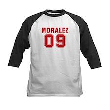MORALEZ 09 Kids Baseball Jersey