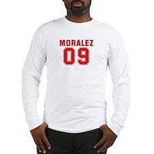 MORALEZ 09 Long Sleeve T-Shirt