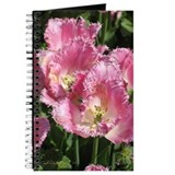 Pink Fringed Tulip Journal