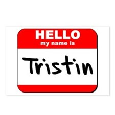 Hello my name is Tristin Postcards (Package of 8)