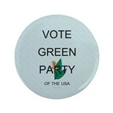 "Green Party 3.5"" Button"
