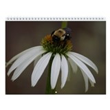 Cute New england gardens Wall Calendar