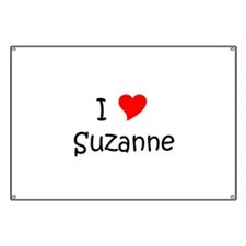 Unique Suzanne Banner