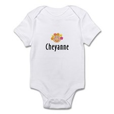 Cheyanne - Flower Girl Infant Bodysuit